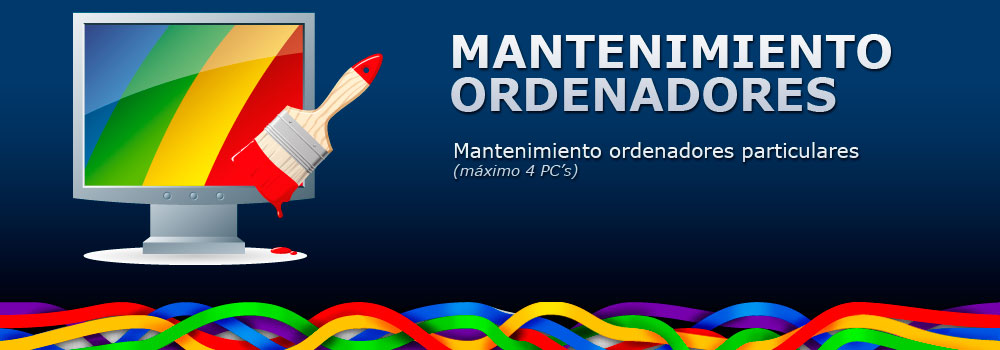 MANTENIMIENTO PCS